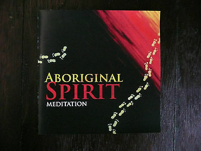 Aboriginal Spirit Meditation Cd