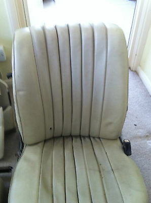 Mercedes r107 Seats, Door Cards and rear interior panels