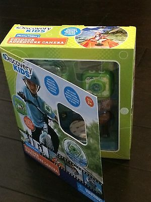 Discovery Kids Photo/Video Outdoor Adventure Camera - Brand New Factory Sealed