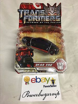 Hasbro Transformers: Revenge of the Fallen Deluxe Class Dead End Action Figure