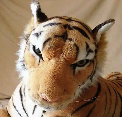 Bengal Tiger Soft Toy. Large Size