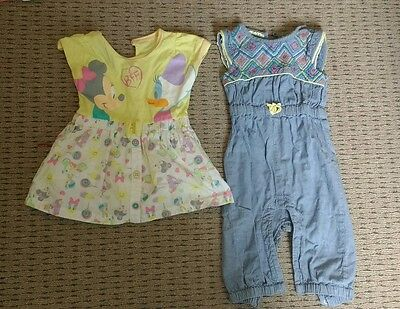 Baby girl bundle 6-9 months 10items