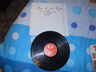1970 , Top of  the Pops vinyl LP
