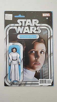 Star Wars: Princess Leia #1 - Action Figure Variant (Comic)