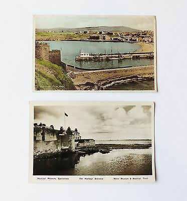 Postcards of the Isle of Man