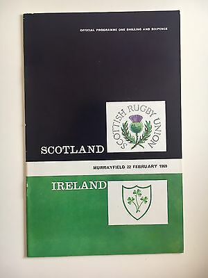 5 Nations Rugby Union Programme