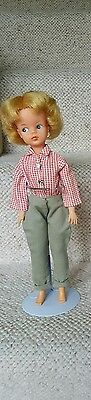 Lovely 1960s Made in England SIndy Doll