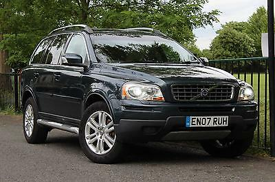2007 (07) Volvo XC90 2.4 AWD Geartronic D5 SE Lux