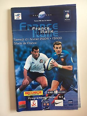 6 Nations Rugby Union Programme