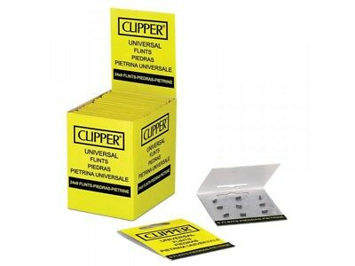 CLIPPER UNIVERSAL FLINTS 9PK suitable for all leading lighter brands