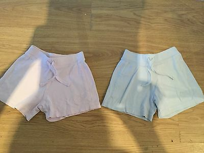 Girls Next Summer Shorts Age 5 Years- Pink and Blue