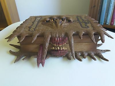 HARRY POTTER The Monster BOOK OF MONSTERS 2010 Tomy Rare Fully Working VGC.