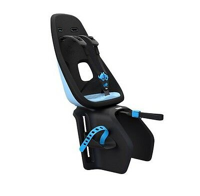 Thule Yepp Nexxt Maxi bicycle child baby Seat Blue Aqua New In Box Rear Rack