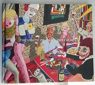 The Vanity of Small Differences by Grayson Perry art book