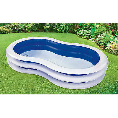 "Outdoor Inflatable 103"" Transparent Family Pool"