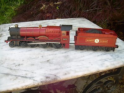 "Lionel O Gauge 3 Rail ""Hogwarts Castle"" Locomotive & Tender"