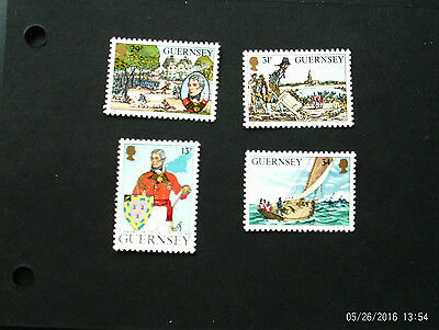 Stamps Guernsey Unmounted Mint - 1984 Sir John Doyle