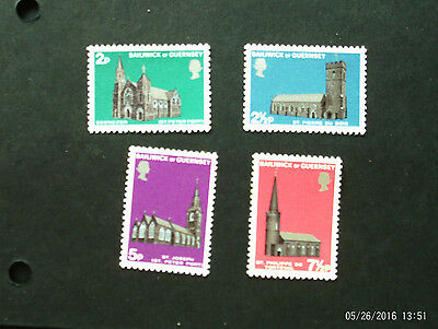 Stamps Guernsey Unmounted Mint - 1971 Christmas