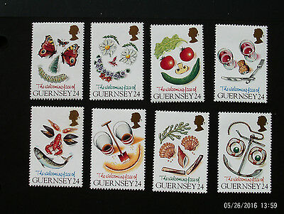 Stamps Guernsey Unmounted Mint - 1995 Greetings