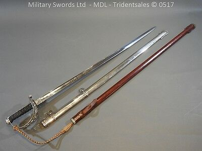 3rd Hussars Officer's Sword and Scabbard