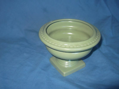 EARLY DARTMOUTH POTTERY LOW URN POSY VASE 10cm Tall In VGC