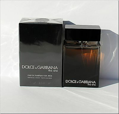 DOLCE & GABBANA THE ONE FOR MEN Eau de Parfum 50 ml. OVP
