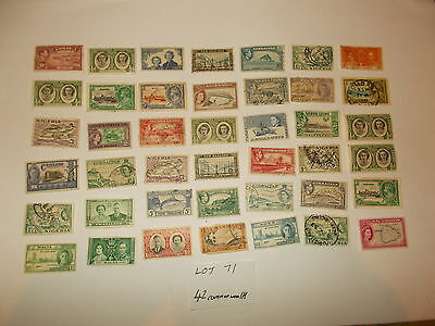 Stamps GB 42 Old World Commonwealth Stamps Used and Mint Conditions L071