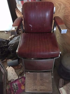 Belmont Barber Chair non electric