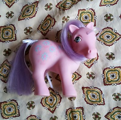 Mein Kleines Pony/My Little Pony G1 No Country Mommy Bright Bouquet 🦄   TOP