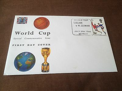 Fifa World Cup England 1966 – Commemorative Cover – England V West Germany