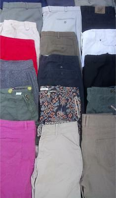 Wholesale Joblot TROUSERS 50 Pairs Ladies Mens Mixed - Quality Clothes