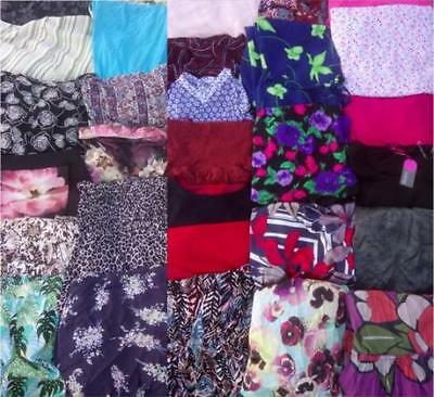 Wholesale Joblot DRESSES 50 Items Ladies Mixed Styles - Quality Clothes