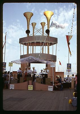 Original 35mm slide 1966 Jazz Band Jazz-A-GoGo