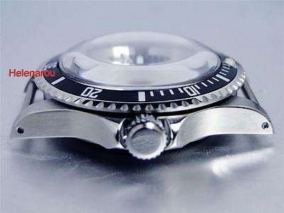 HR 5513 WATCH CASE Plexi Dome for ETA 2824-2 and Submariner 1520 1570 MOVEMENT