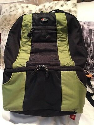 camera backpack Lowepro Area For Laptop