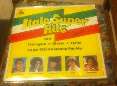 Renato Zero - Italo Super Hits Lp !!
