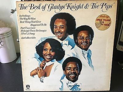The Best Of Gladys Knight And The Pips Vinyl Lp