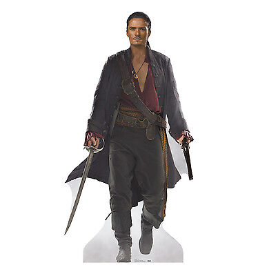 William Turner - Will Turner - Pirates of the Caribbean Cosplay Costume