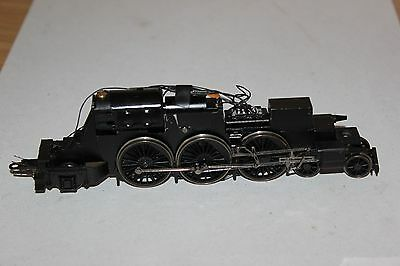 Hornby Made In China Br 4-6-2 Class A3 Dcc Ready Locomotive Chassis