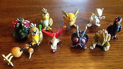 Pokemon Original Tomy Figures