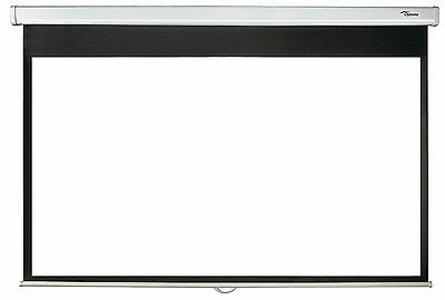 """Optoma DS-9084PMG 84"""" 16:9 Projector Screen"""