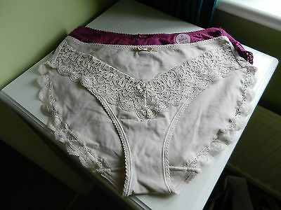 New with tags: 2 pairs M&S knickers: size 16