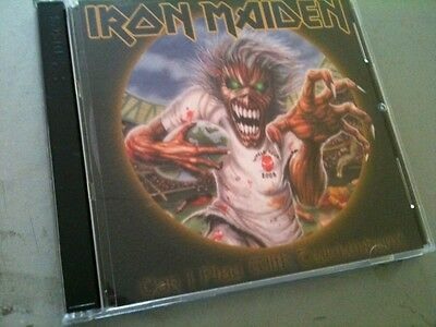 Iron Maiden Double CD Twickenham London UK Somewhere Back In Time Tour 2008