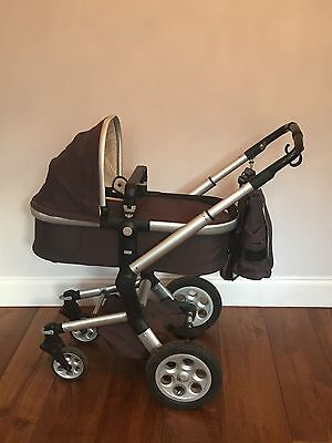 Joolz Day Anthracite Grey Pushchair Single Seat Stroller