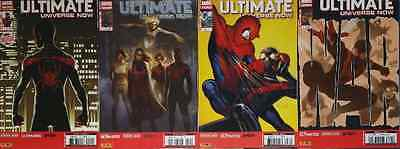 Lot Ultimate Universe Now 1 2 3 4 5 6 Spiderman X-Men Panini Serie Complete