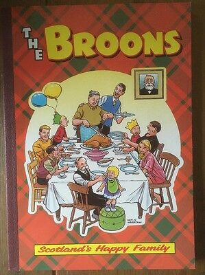The Broons Scotlands Happy Family 1997