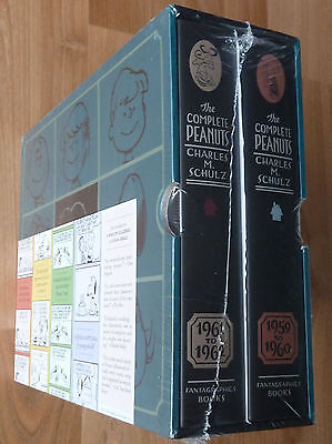 The Complete Peanuts Boxed Set 1959-1962 (Vol. 5-6)