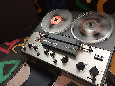Magnetofón  R2R  UHER VARIOCORD 263 RECORDER FULL FUNCTION-EXCELLENT CONDITION