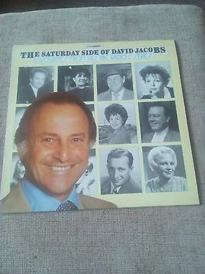 DAVID JACOBS the saturday side of david jacobs LP uk bbc REH 475