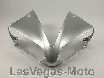 2004 2005 2006 Yamaha YZF R1 Upper Front Nose Headlight Panel Cowl Fairing